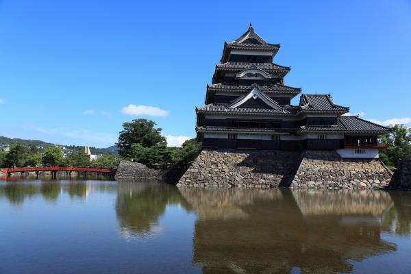 烏城こと松本城