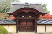 光明寺の勅使門