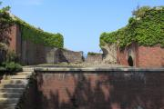 友ヶ島第二砲台の近景