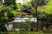 石山寺の茶室