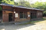 友ヶ島の将校宿舎跡