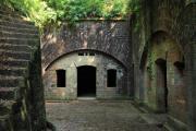 友ヶ島第三砲台の弾薬支庫