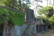 友ヶ島の第五砲台