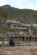 選鉱場跡(尾去沢鉱山)