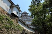 天下の名城、姫路城