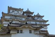 姫路城の天守群